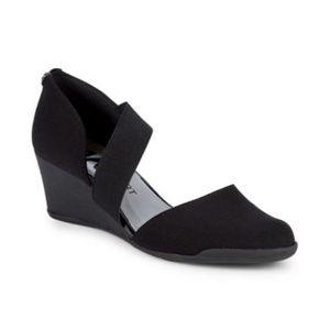 New Anne Klein Sport Black Tara Shoes